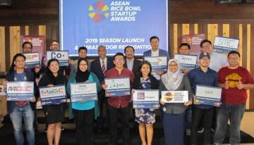 Anugerah Tahunan Startup Rice Bowl ASEAN Ke-5 Membuka Pencalonan untuk 2019
