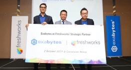 Exabytes Kerjasama dengan Freshworks untuk Perkasa PKS dengan Perkakasan Penglibatan Pelanggan Inovatif