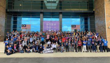 JomLaunch7 Tonjolkan Kehebatan Programmer Tanahair Bersama Projek Hasil Usaha Mereka