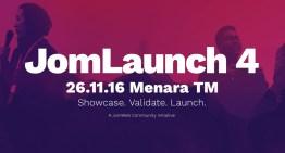 Paparkan Project ICT Anda Di JOMLAUNCH4 – 26 November 2016 di TMCC