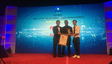"Slurp! Diiktiraf Pemenang Kategori ""Best of Retail and Supply Chain Management"" di MSC Malaysia APICTA 2017 Awards"