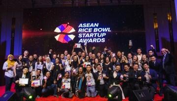 Tahniah! Pemenang ASEAN Rice Bowl Startup Awards 2017