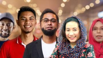 5 Ahli NEF, Kongsi Pengalaman Bisnes Global Dalam Aspirasi Masterclass