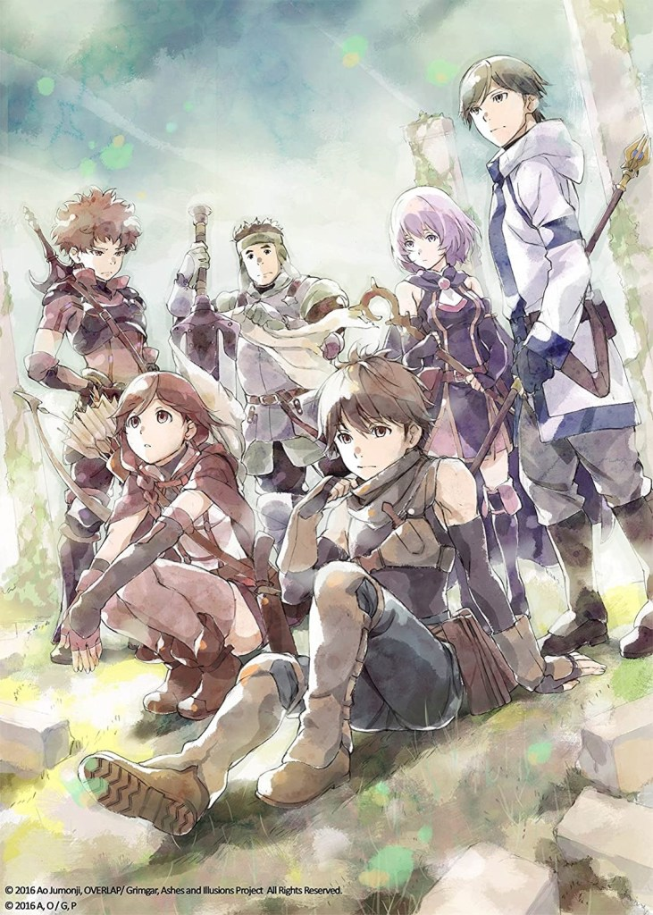 Grimgar Ashes And Illusions Title