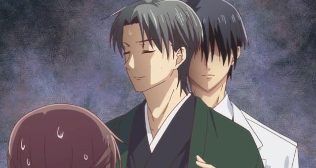 Fruits Basket Episode 7 Tohru Shigure Hatori Sinister