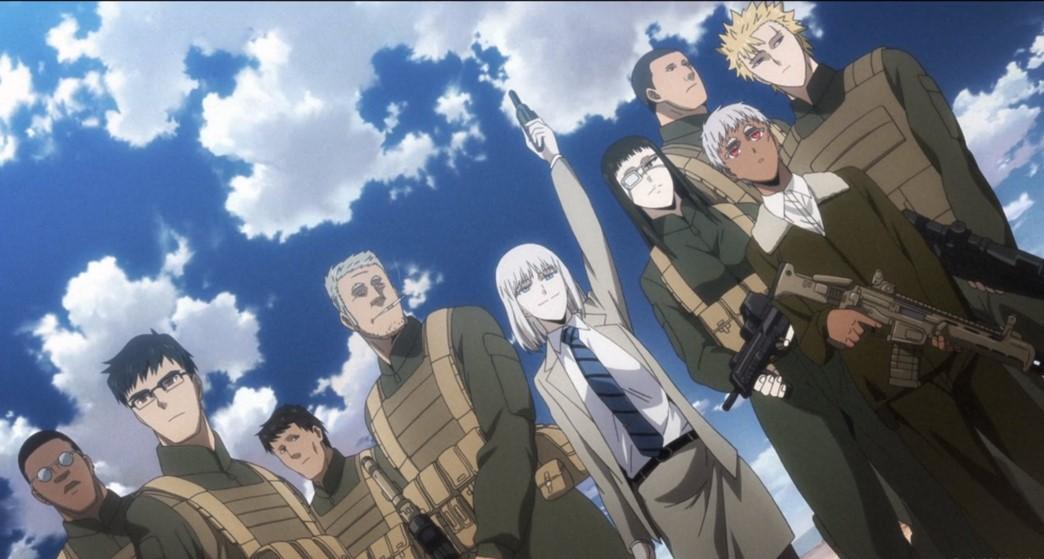 Jormungand Perfect Order Team Koko