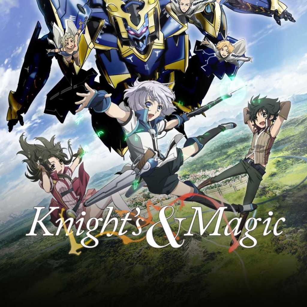 Knight's & Magic Title
