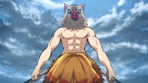 Demon Slayer Kimetsu No Yaiba Episode 13 Boar Mask