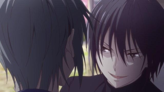 Fruits Basket Episode 12 Akito Threatens Yuki