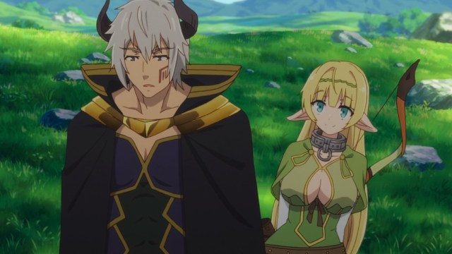 How Not To Summon A Demon Lord Episode 2 Diablo Tired Of Walking Shera Cheerful