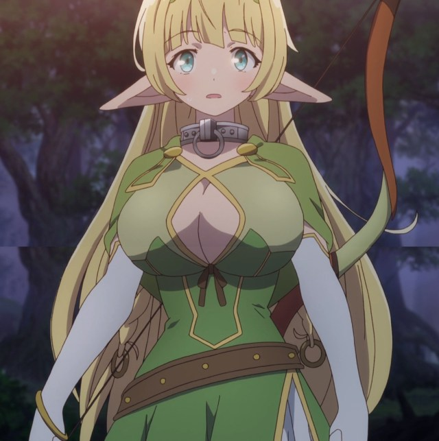 How Not To Summon A Demon Lord Episode 2 Shera Forest
