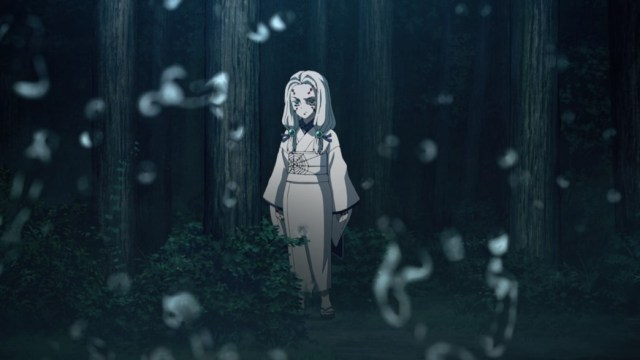 Demon Slayer Kimetsu No Yaiba Episode 17 Demon Girl Possible Kizuki