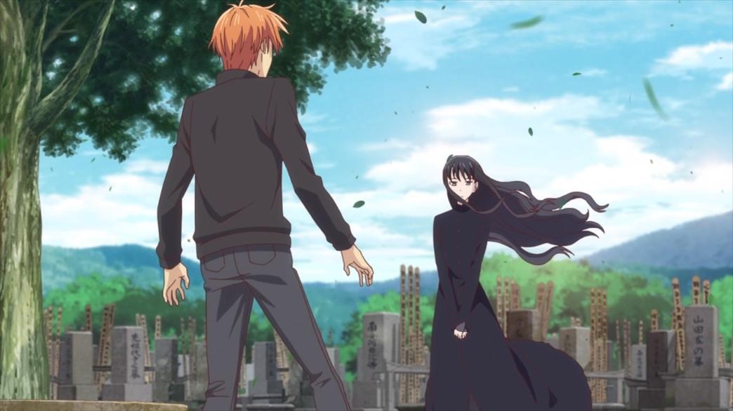 Fruits Basket Episode 14 Kyo And Saki