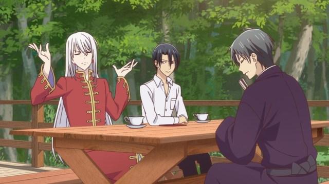 Fruits Basket Episode 15 Ayame Hatori And Shigure