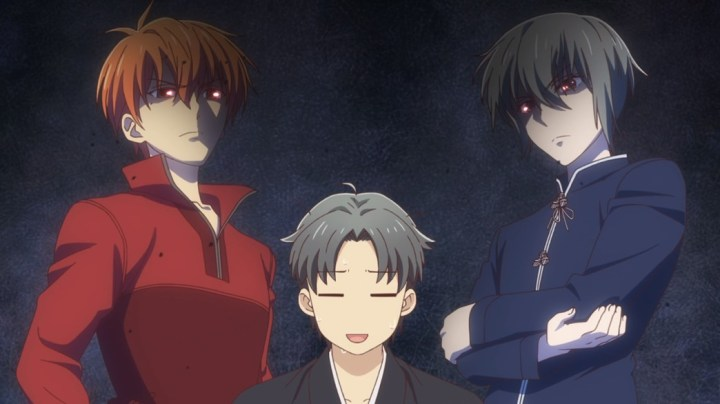 Fruits Basket Episode 15 Shigure Suggests Inviting Ayame