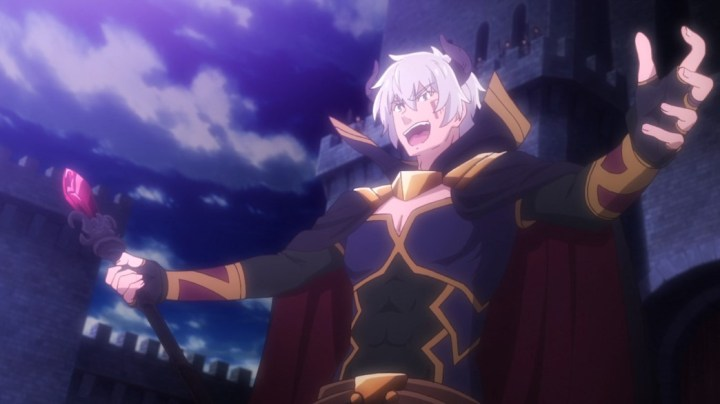 How Not To Summon A Demon Lord Episode 4 Diablo Taunting Edelgard