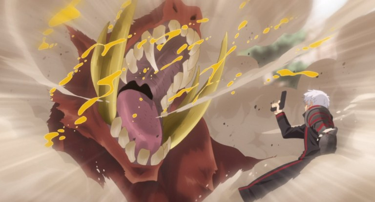 Arifureta From Commonplace to World's Strongest Episode 6 Hakime versus Random Monster