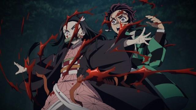 Demon Slayer Kimetsu No Yaiba Episode 19 Nezuko Saves Tanjiro