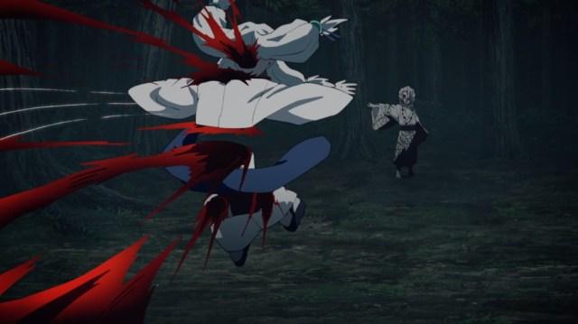Demon Slayer Kimetsu No Yaiba Episode 19 Rui Angry At Little Sister