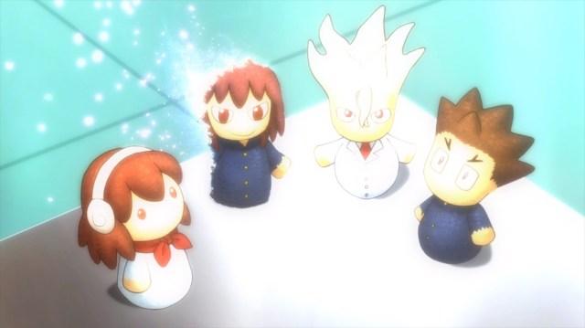 Dr Stone Episode 5 Dolls Of Taiju Senku And Yuzuriha And Tsukasa