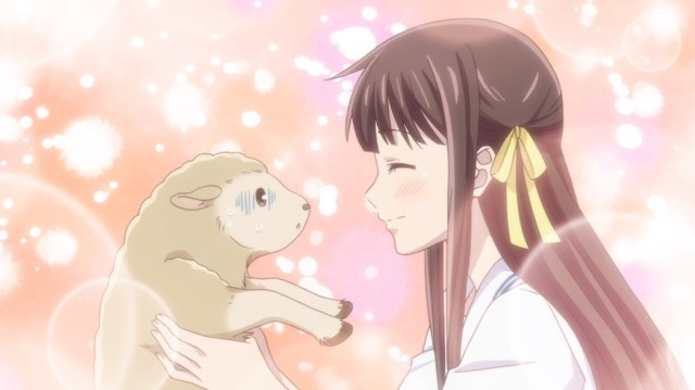 Fruits Basket Episode 20 Tohru Turned Hiro Into The Sheep