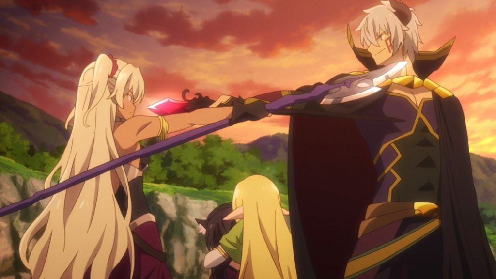 How Not To Summon A Demon Lord Episode 9 Diablo and Edelgard