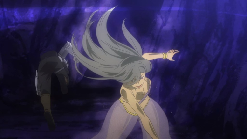 Is It Wrong To Try To Pick Up Girls In A Dungeon II Episode 7 Aisha Attacks Bell