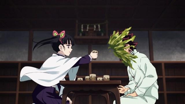 Demon Slayer Kimetsu No Yaiba Episode 24 Tanjiro More Training with Kanao