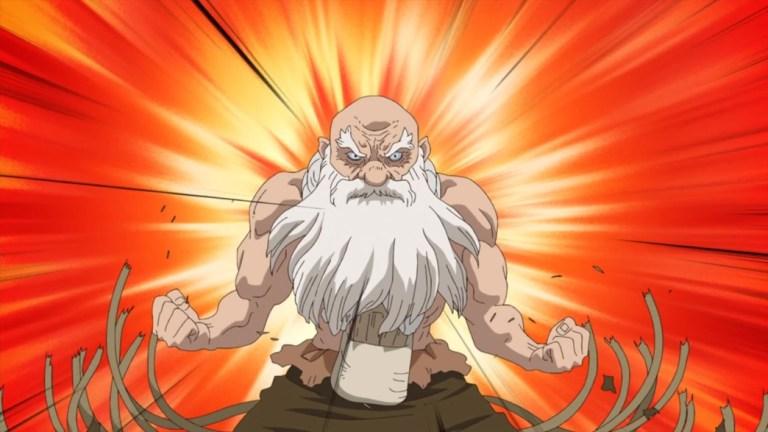 Dr Stone Episode 11 Kaseki the Craftsman