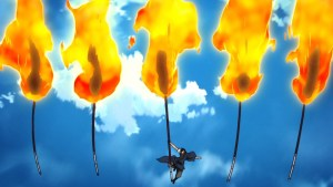 Fire Force Episode 11 Benimaru Festival Time