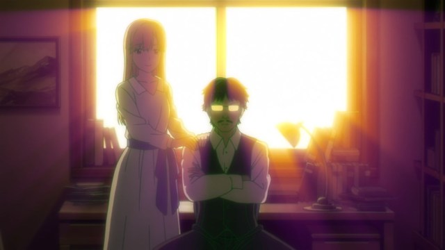 YU-NO A Girl Who Chants Love at the Bound of This World Episode 26 Yakuya's Mother and Father