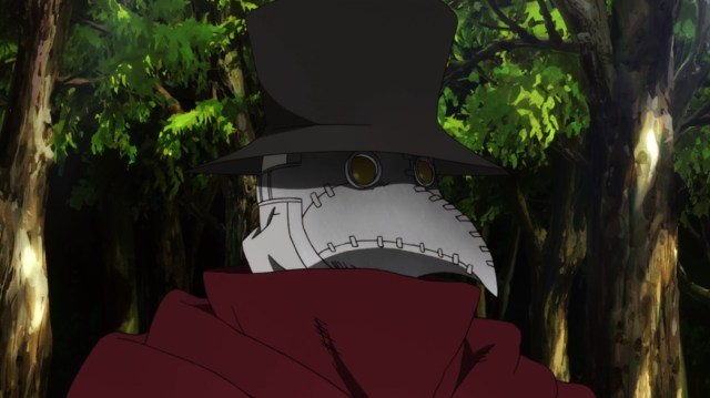 Fire Force Episode 16 Giovanni Captures Shinra