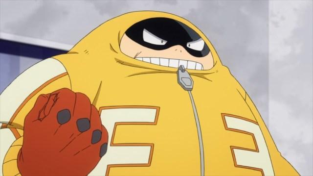 My Hero Academia 4 Episode 69 Fat Gum is Mad
