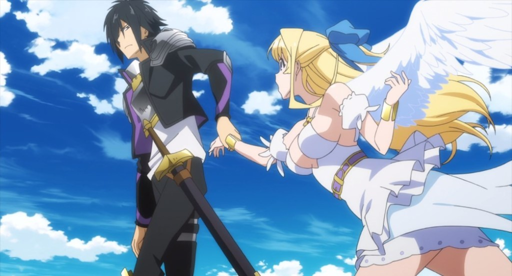 Cautious Hero Episode 4 Seiya comes back for Ristarte