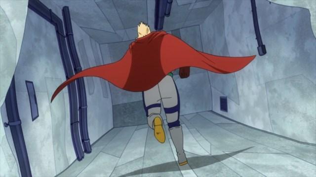 My Hero Academia 4 Episode 71 Mirio Running on Ahead