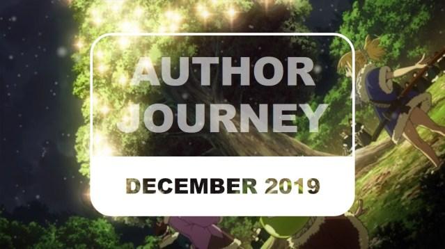 The Otaku Author Journey December 2019