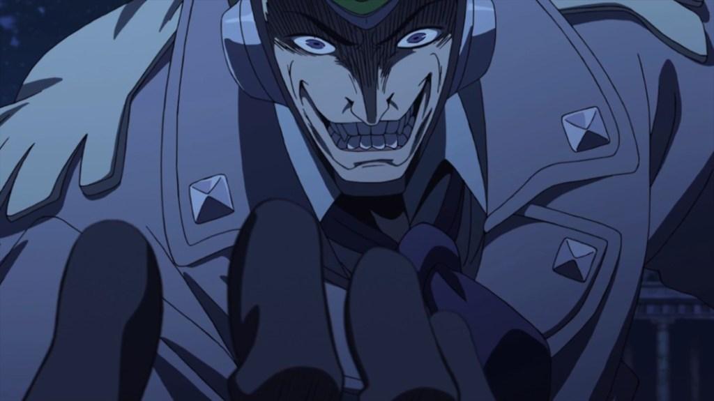 Akame ga Kill Episode 4 Headhunter Zanko