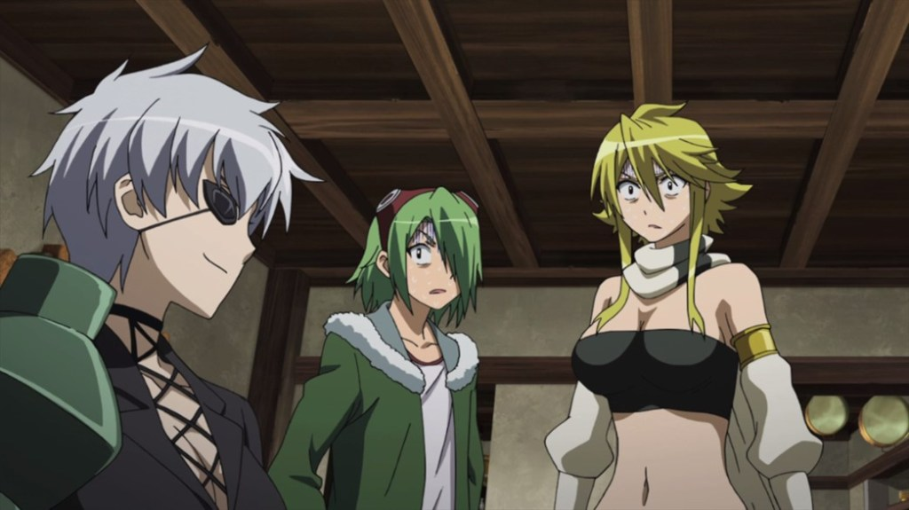 Akame ga Kill Episode 5 Najenda Lady Killer Joke