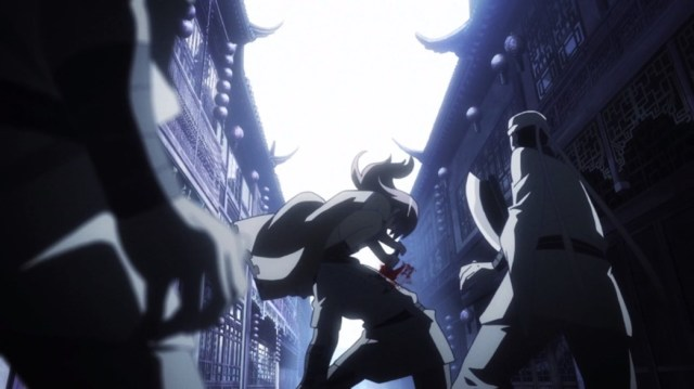 Akame ga Kill Episode 5 Sheele's Back Story