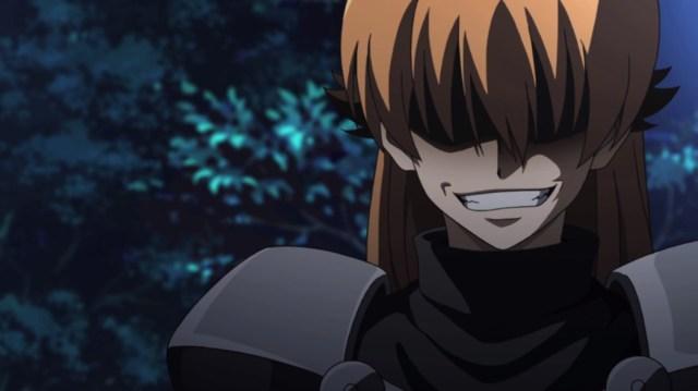 Akame ga Kill Episode 6 Seryu Ubiquitous
