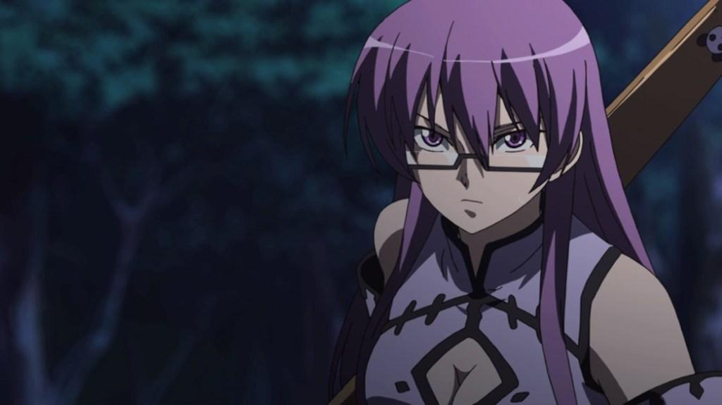 Akame ga Kill Episode 6 Sheele