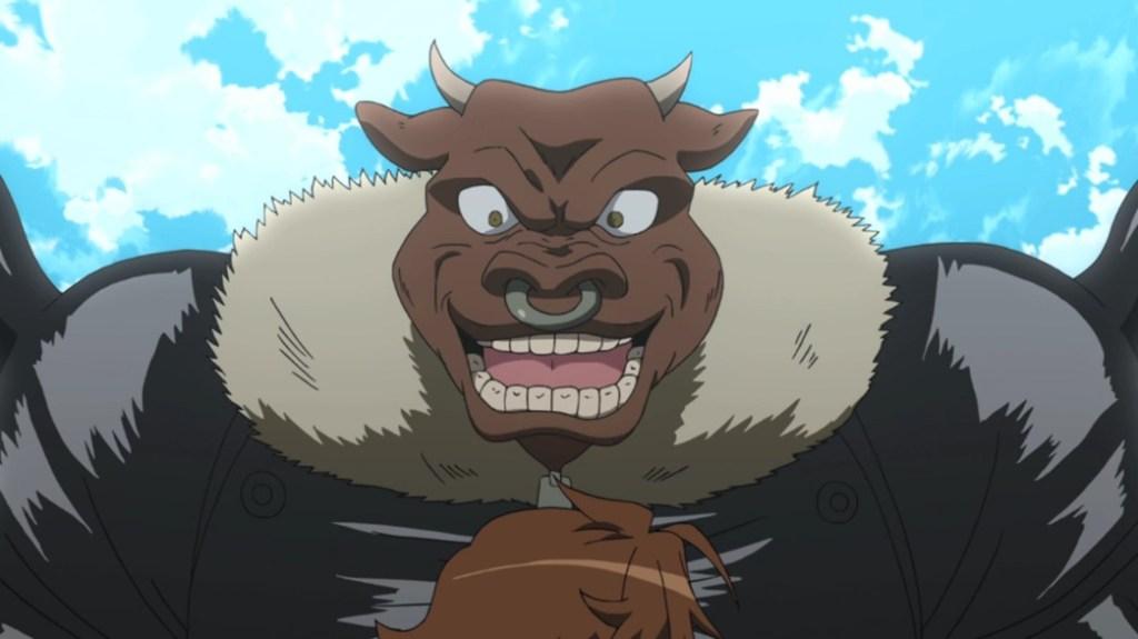 Akame ga Kill Episode 9 Tatsumi's Opponent