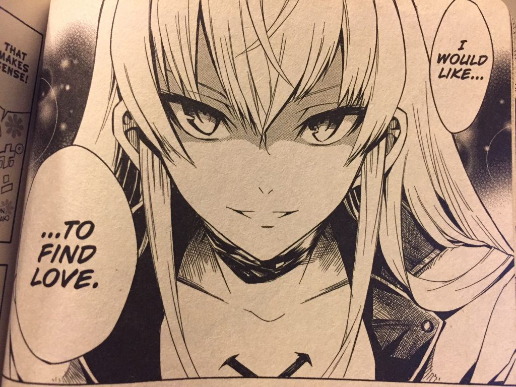 Akame ga Kill Volume 3 Esdeath