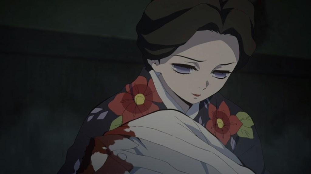 Demon Slayer Kimetsu No Yaiba Episode 9 Lady Lamayo