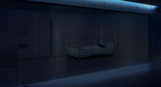 ID Invaded Episode 2 Sakaido in his Cell