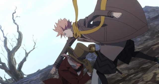ID Invaded Episode 5 Sakaido attacks John Walker