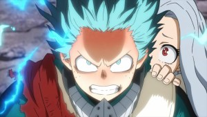 My Hero Academia 4 Episode 76 Midoriya worked out Eri's Power