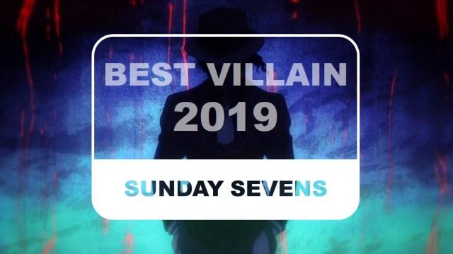 The Otaku Author Best Villain 2019