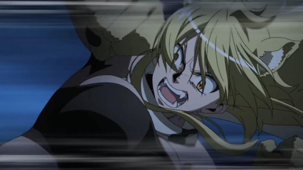 Akame ga Kill Episode 11 Leone is Pissed