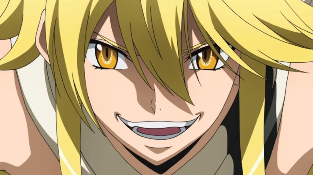 Akame ga Kill Episode 12 Leone targets the Danger Beast